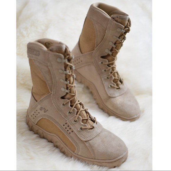Rocky Other - Rocky S2V  Special Ops Vented Military Boots 6.5